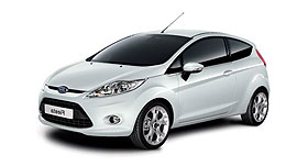 ford fiesta chania rental