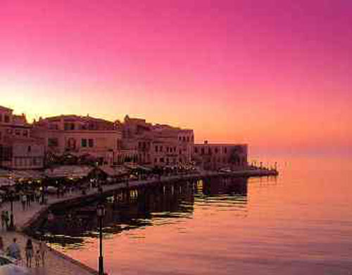 Chania_Venetian_harbour_Crete