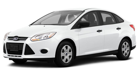 Kappa Car Rental- Ford Focus