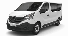 E1 Traffic Van 9 Seats chania rental