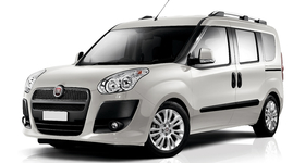 Kappa Car Rental- Fiat Doblo