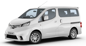 Van rental chania