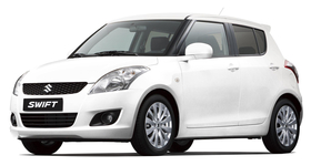 Automatic for rental Suzuki Swift