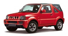 Jimny Soft Top