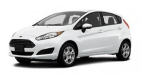 Kappa Car Rental Ford Fiesta