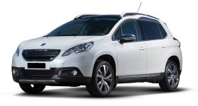 Kappa Car Rental Peugeot 2008