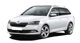 Kappa Car Rental Station Wagon Fabia