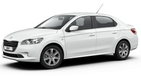 Kappa Car Rental Peugeot 301