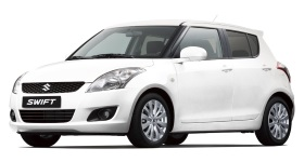 Kappa Car Rental Suzuki Swift